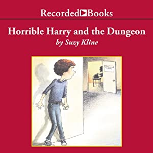 Horrible Harry and the Dungeon Audiobook