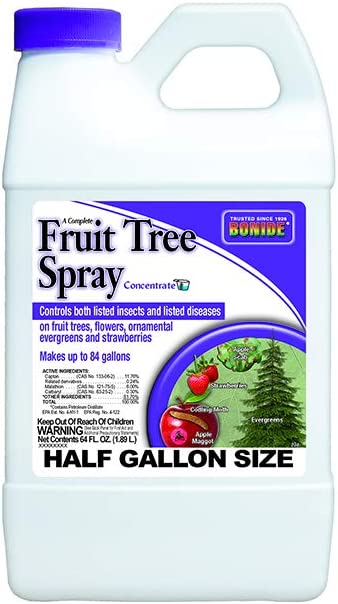 Bonide (BND204) - Fruit Tree Spray Concentrate (64 oz.),White