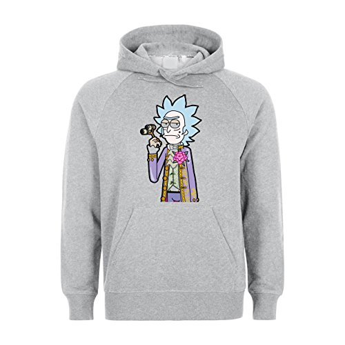 Rick And Morty Tv Show Character Unisex Hoodie