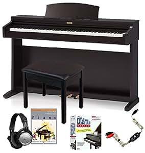 kawai kdp90 digital piano complete learning bundle w bench lesson software. Black Bedroom Furniture Sets. Home Design Ideas