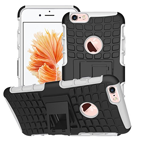 Berry Accessory Heavy Duty Rugged [Drop Protection] [Shock Proof] [Dual Lawyer] Hybrid...