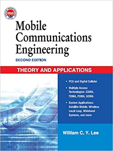 mobile cellular telecommunications by w.c.y.lee ebook