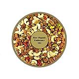 Endurance Mix-Organic Raw Nut Mixes and Unsulphured Dried Fruits