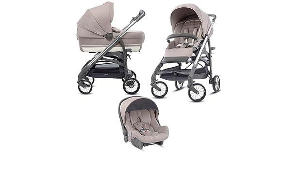 Inglesina - Cochecito de bebé triple modelo Trilogy Plus ...