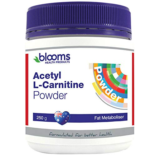 Blooms Acetyl L-Carnitine Powder 250g