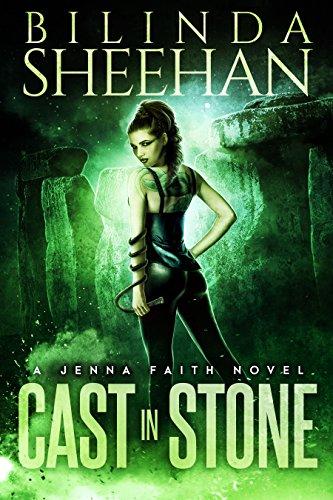 """Cast in Stone (Jenna Faith Book 1)"" av Bilinda Sheehan"
