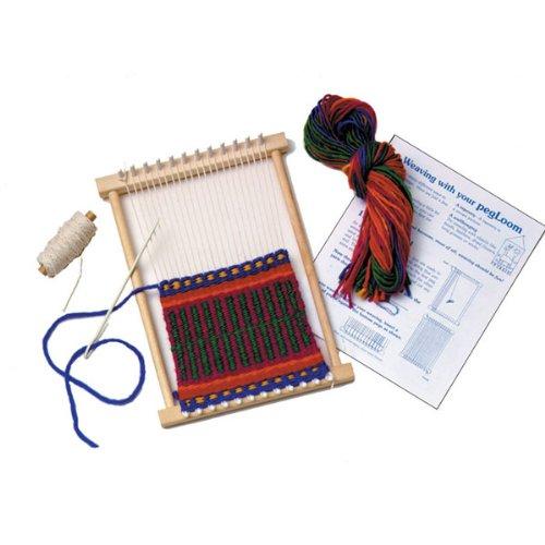 Loom Peg Harrisville (Peg Loom - Tapestry - 7 X 10)
