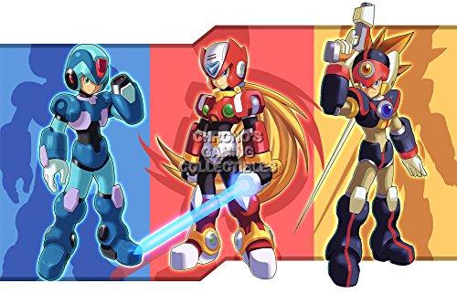 CGC Huge Poster - Mega Man