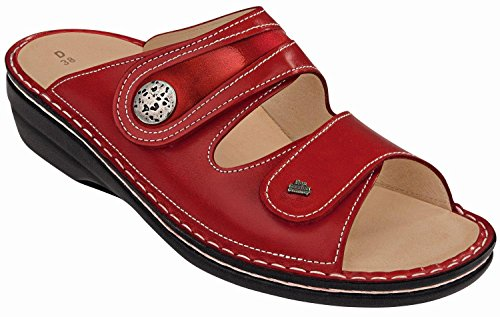 Mule flamme FinnComfort 82582901238 MIRA S Donna red qrqIY