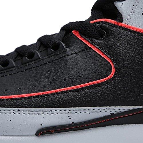 Nike Air Jordan 2 Retro BG (GS) Infrared 23 - 395718-023 -