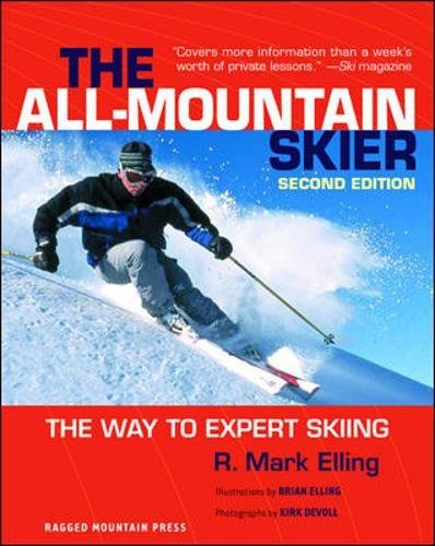 All Mountain Skier Way Expert Skiing product image