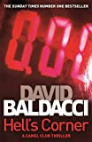 Hell's Corner by David Baldacci front cover