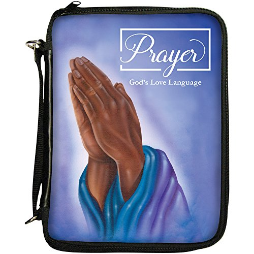 Covers African Bible (African American Expressions - Prayer: God's Love Language Book/Bible Organizer (7.5