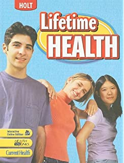 Lifetime health life skills workbook rinehart and winston holt lifetime health student edition 2009 fandeluxe Image collections