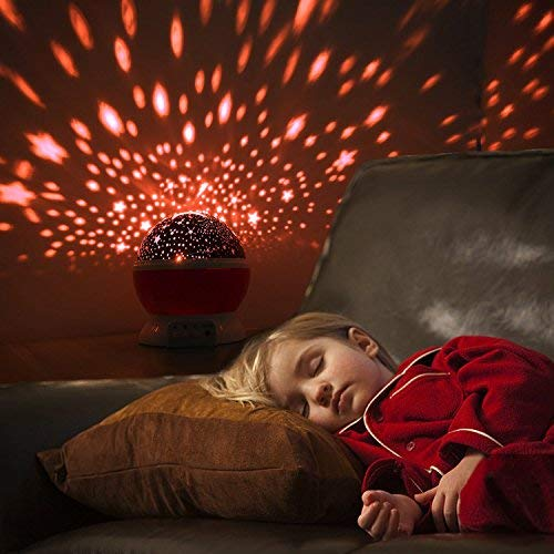 Toys for 2-12 Year Old Boys Our day Night Light Moon Star Best Easter Gifts for Kids Toys for 7-12 Year Old Boys 3-12 Year Old Boy Girl Gifts Toys for 3-12 Year Old Girls Purple