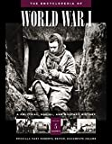 img - for The Encyclopedia of World War I : A Political, Social, and Military History ( 5 vol. set) book / textbook / text book