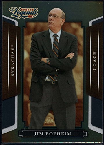 MultiSport MultiSport 2008 Donruss Sports Legends #97 Jim Boeheim NM-MT - 2008 Donruss Sports Legends