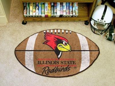 (Illinois State University Football Rug)