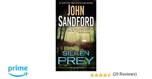 Silken Prey A Lucas Davenport Novel Amazonca John Sandford Books