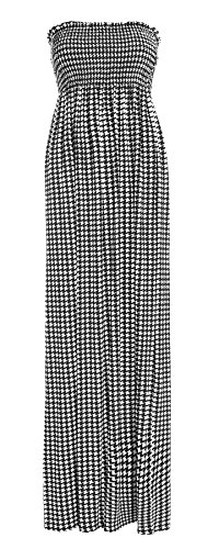 16 Tooth fronc Print Dog Maxi Plus robe Bandeau 22 WvaSFf