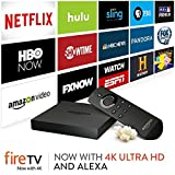 Certified Refurbished Amazon Fire TV with Alexa Voice Remote