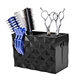 Hair Scissors Large Storage Box, Scissor Holder, Hairdressing Combs Clips Scissors Hair Desktop Organizer Box, Hair Scissors Set …