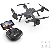 BINDEN Drone MJX Guardián X104G con GPS, Cámara HD, Transmisión WiFi, 12 Minutos de Vuelo, Follow Me, One Key Return