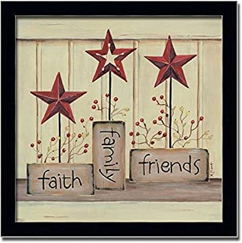 Country Stars Decor Amazon