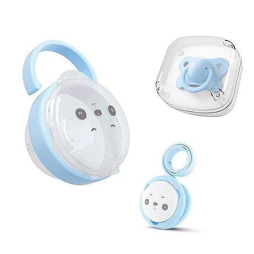 Baby Dummy, Chupete de Silicona para bebés sin BPA con ...