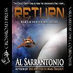 Return: The Five Worlds Trilogy, Book 3 | Al Sarrantonio