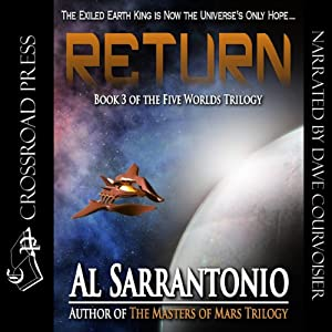 Return Audiobook
