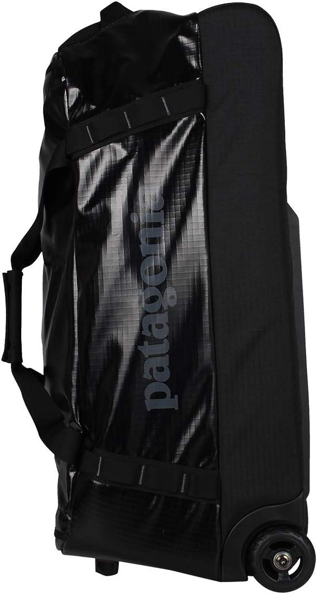 パタゴニア patagonia ダッフル バッグ スーツケース キャリーバッグ ブラック 黒ホール ウィールド 49381 ブラック 黒 [並行輸入品]