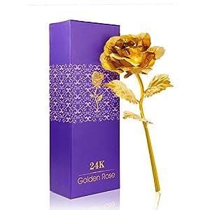 Pevor 24K Golden Rose Birthday 32