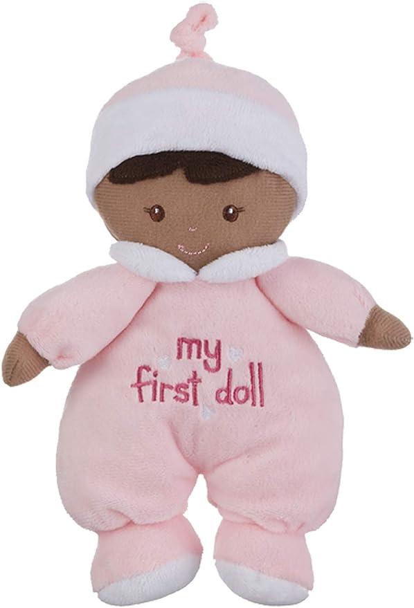 Ganz My First Doll – Dark Complexion and Black Hair