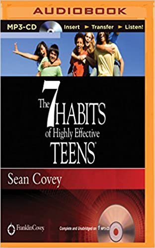 The 7 Habits of Highly Effective Teens: Sean Covey: 9781491517789 ...