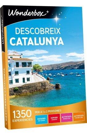 WONDERBOX Caja Regalo -DESCOBREIX Catalunya- 1.350 experiencias para Dos Personas: Amazon.es: Deportes y aire libre