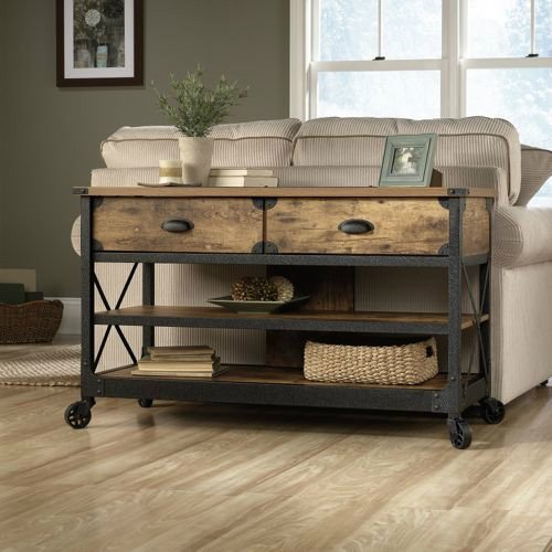 Amazon Com Rustic Vintage Country Coffee Table End Table Tv Stand Set This Rustic Living Room Set Will Bring That Restored Vintage Feel To Your Living