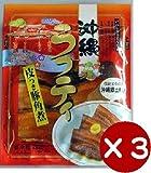 オキハム 沖縄ラフティ(皮つき豚角煮) 150g 3袋セット
