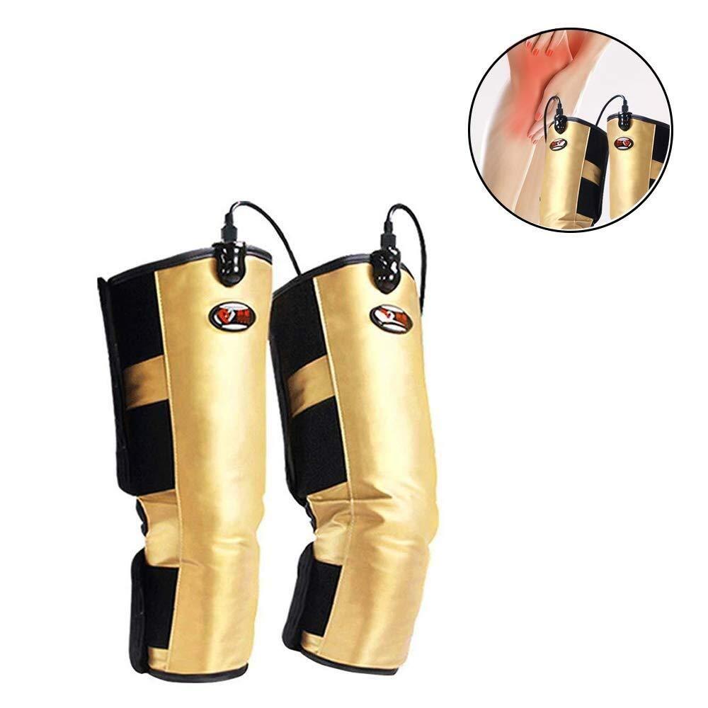 レッグマッサージャー、多機能 - スマートウォーミング - ワンボタンスタートマッサージレッグ/フット筋肉の痛みを和らげます B07TJJ7MW9