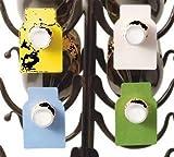 Appliances : Franmara Wine Bottle Tags Paper - 100 per Pack (2 Pack)