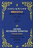 ハイドン ピアノソナタ 演奏の手引き 鍵盤楽器ソナタの概要と分析