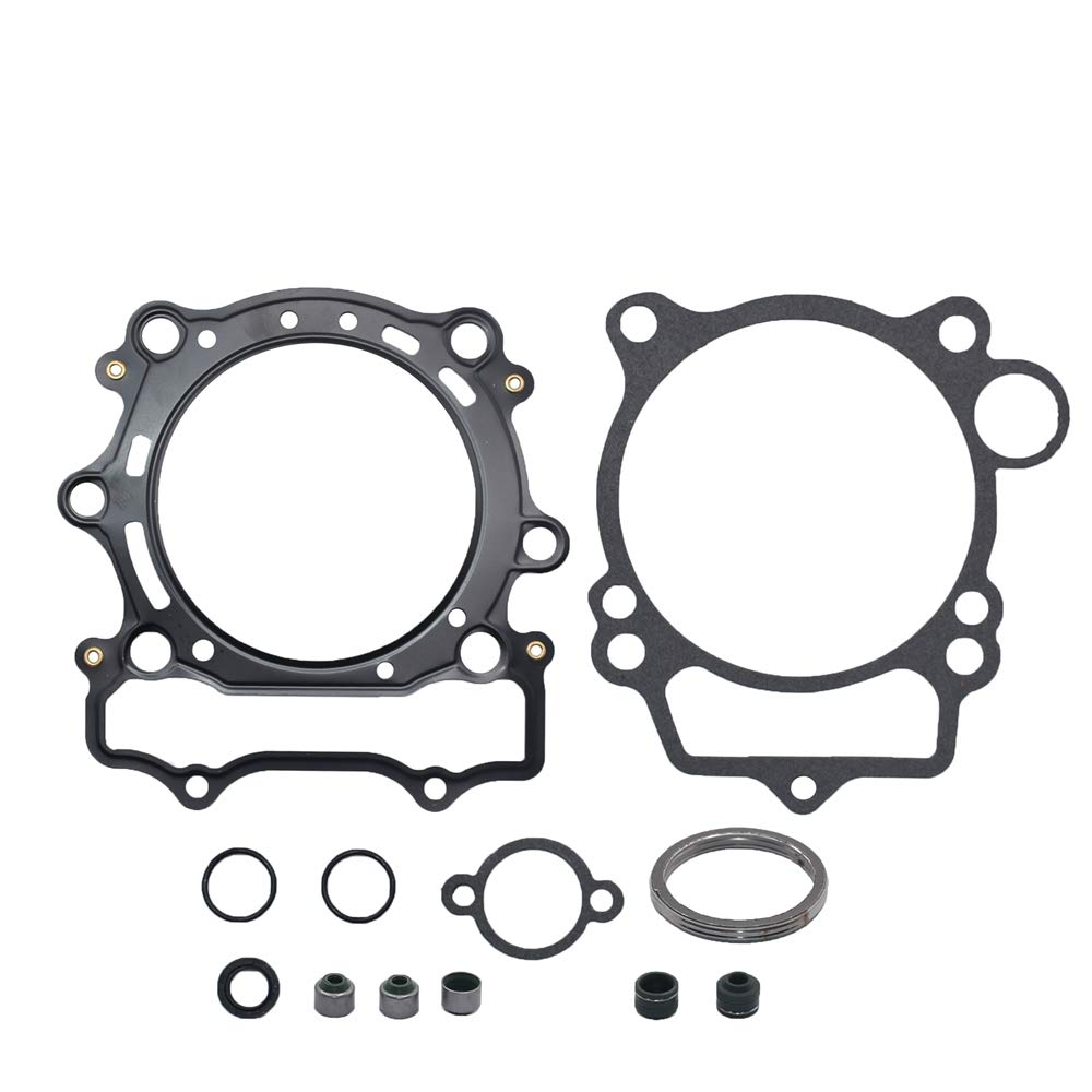 2002 WR426F WR400F YZ400F Carbpro Top End Head Gasket Kit for Yamaha YZ426F 1998