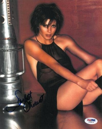 Scarlett Chorvat Signed Sensual Authentic Autographed 8X10 Photo () #I668