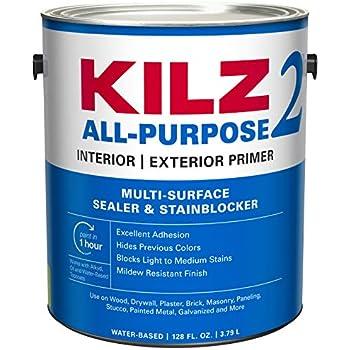 Amazon Com Kilz 2 Multi Surface Stain Blocking Interior