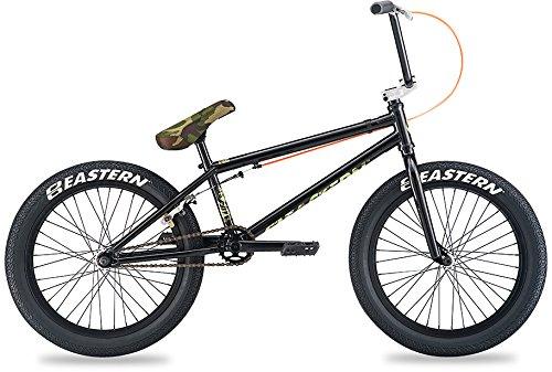 Eastern Bikes BMX Bike - Nagas Black & Camo, ()