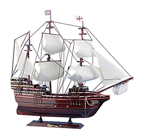 Hampton Nautical  Mayflower Sailboat, 20