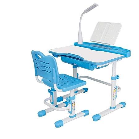 Mesa y silla de estudio para niños Juego de sillas de escritorio ...