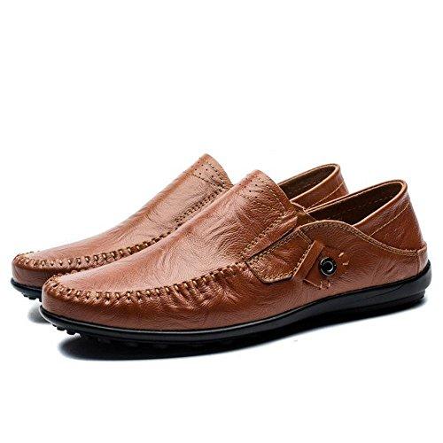 Mocasines Casual AicciAizzi Hombres 2 brown qSEERw