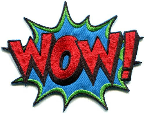 superhero comics retro embroidered applique