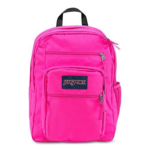 403560b73778 Galleon - JanSport Big Student Backpack - Ultra Pink - Oversized